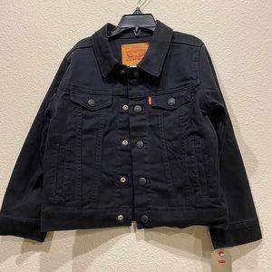Boy's Levi Trucker denim jacket